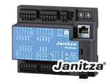 UMG 508 E max Datenlogger Energiemanagement von Janitza