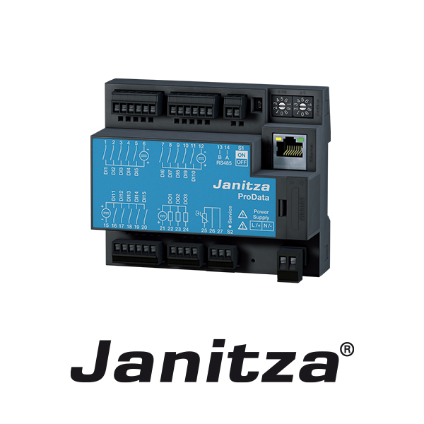 UMG 508 E max Datenlogger von Janitza