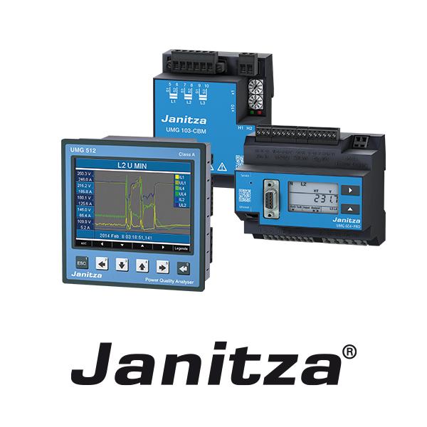 UMG - Energie-Messtechnik von Janitza