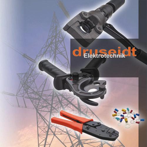 Anschluss- und Verbindungselemente, Spezialwerkzeuge von druseidt