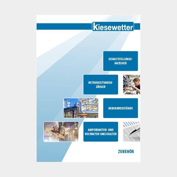 Kiesewetter Messtechnik Katalog: Zubehör