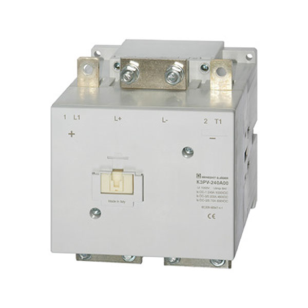Leistungsschalter - Photovoltaik