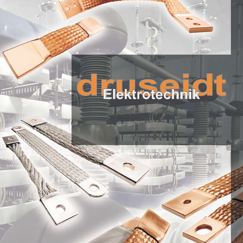 Masse-, Erdungs- und Strombänder von druseidt