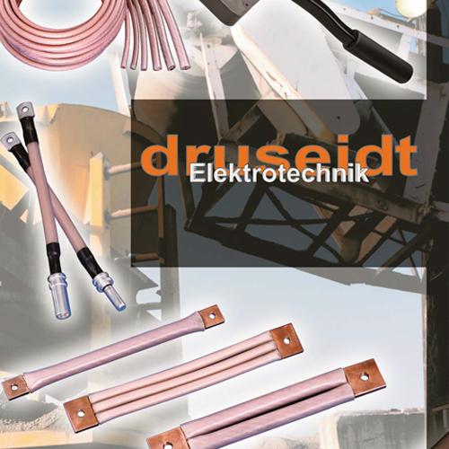 Silikonumspritzte Rundlitzen und Hochstromverbindungen von druseidt
