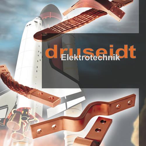 Strombrücken, Strombänder und Kabel von druseidt