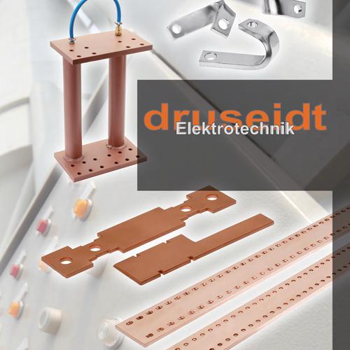 Stromschienen NE-Metallbearbeitung Zubehör von druseidt