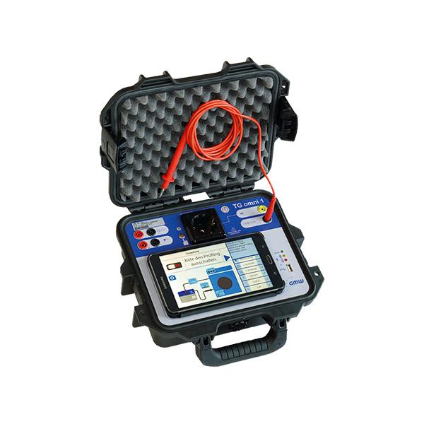 Elektronisches Prüfgerät TG OMNI 1